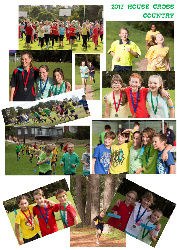 Students in Y3-6 take part in this annual sporting event
