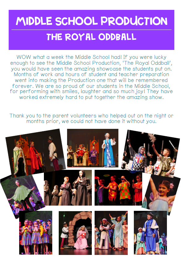 "A right royal production of ""The Royal Oddball"""